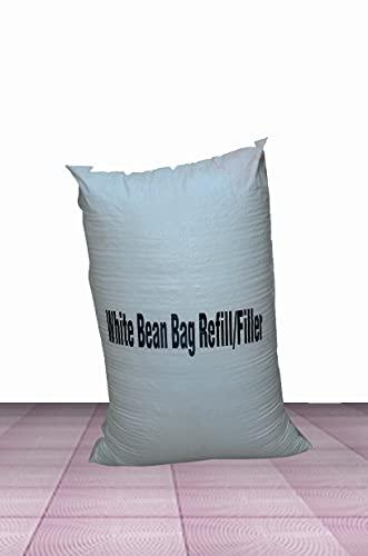 White Bean Bag Refill, Filler - 1.5 Kg