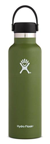 Hydro Flask(ハイドロフラスク) HYDRATION_スタンダード_21oz 621ml 08オリーブ 5089014 08Olive 21oz
