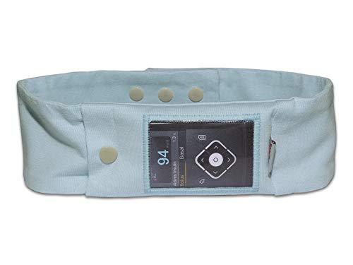 Bauchgurt Bauchband Sportband Pumpentasche Tasche für Insulinpumpe 5078 Größe 55cm - 60cm