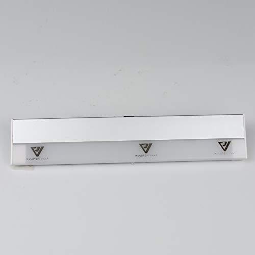 PANGTON VILLA New Design Sensor Closet Light 2700k 18LEDS LED Rechargeable Stick Nightlight for Kitchen Cabinet, Cloakroom Wardrobe, Bedroom Drawer, Warm White