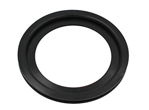 385311658 Flush Ball Seal Kit replace for Dometic,Compatible with Dometic 300, 310 and 320 RV, Motorhome Camper and Trailer Toilets,Black
