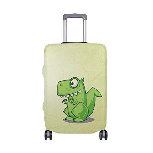 IUBBKI Funda de Equipaje de Viaje Tema de Dibujos Animados Divertido Lindo...
