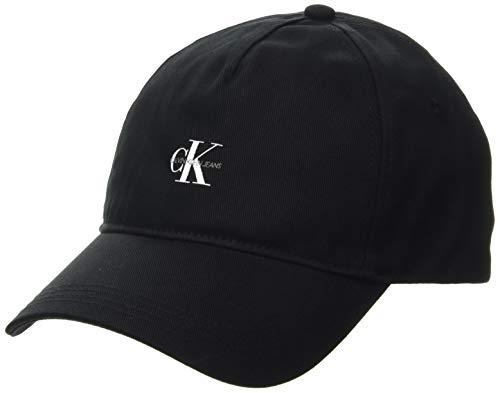 Calvin Klein Jeans Damen Cap 2990 W Verschluss, Schwarz, Einheitsgröße
