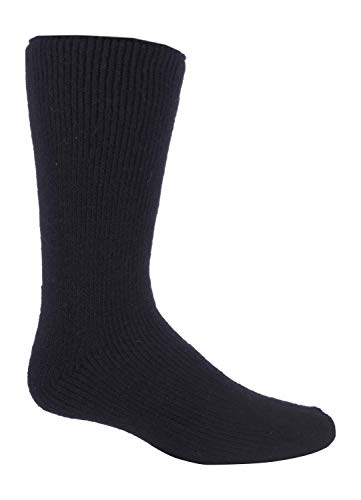 Heat Holders - Mens Thick Heavy Winter Warm 2.7 TOG Short Thermal Wool Rich...