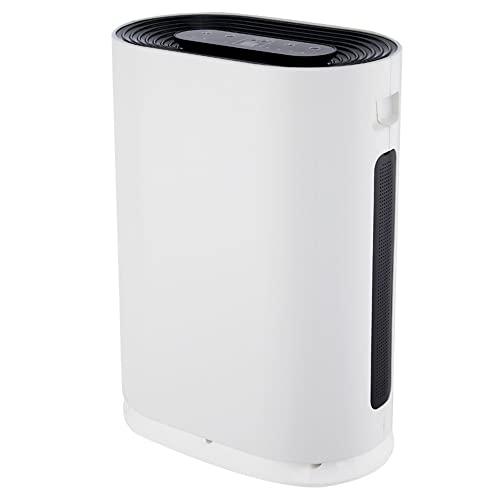 Deshumidificador eléctrico con bomba incorporada, deshumidificadores de aire pequeños portátiles para el baño en casa silencioso, para el hogar, dormitorio, sótano, cocina, garaje, armario, remolque