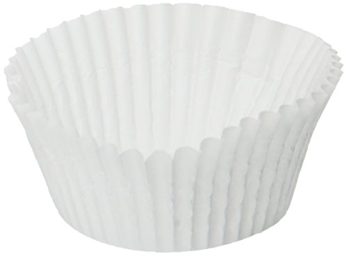 Standard Size White Cupcake Paper Liners, Pack of 500