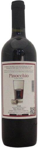 Pinocchio Rotwein DieVole Italien 0,75L 13,5% Vol.