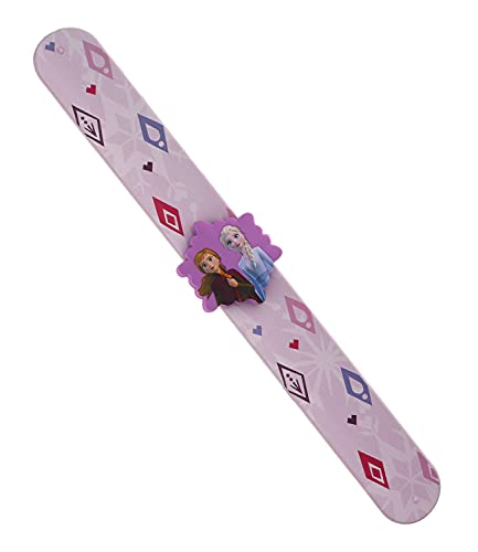 SIX Braccialetto Click-Clack con Frozen ELSA per bambini (643-117)