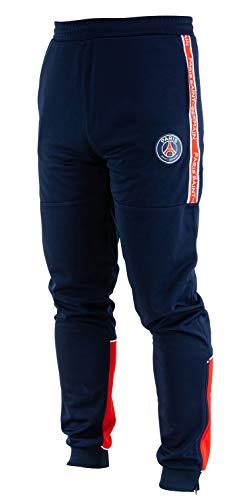 Paris Saint Germain Herren-Trainingshose PSG, offizielle Kollektion, Erwachsenengröße XX-Large blau