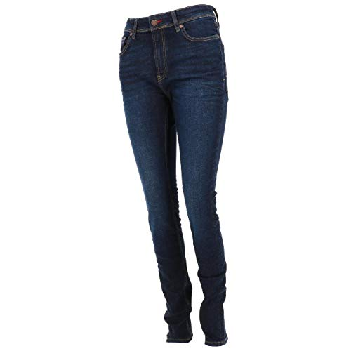 Teddy Smith Flash Skinny Jean, Bleu (Old/Encre 325), W26/L34 (Taille Fabricant: 26) Homme