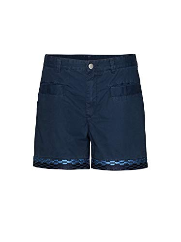Bogner Fire + Ice Ladies Lucy Blau, Damen Shorts, Größe 36 - Farbe Navy