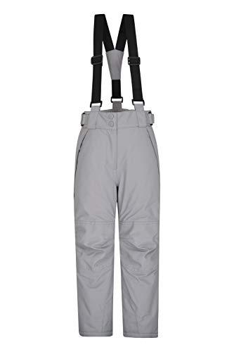 Mountain Warehouse Falcon Il Pattino Estremo dei Capretti Ansima - Parti Inferiori registrate delle giunture, Pantaloni dei Bambini Impermeabili, Inve