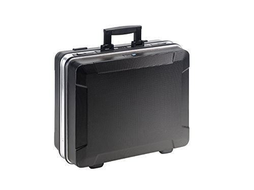 B&W Werkzeugkoffer FLEX mit Werkzeughalteschlaufen (Koffer aus ABS, Volumen 34,3l, 47 x 36,5 x 20 cm...