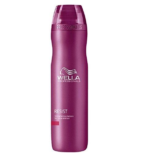 Wella Resist Stärkendes Shampoo 250 ml für kraftloses Haar Professionals Care