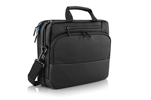 Dell PO1520C Notebooktasche für 38,1cm-Notebook (15 Zoll), Schwarz, mit Schultergurt, 757 g