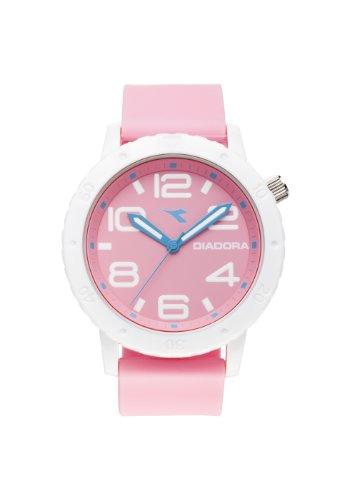 Diadora Damen-Armbanduhr Analog Quarz Silikon DI-009-03