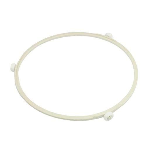 TOPofly Mikrowelle Platte Fach Rotating Ring Unterstützung Roller Ersatz Ring Montage für Mikrowellen 6.9