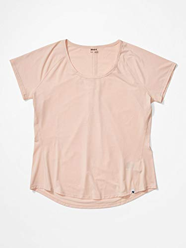 Marmot Damen Neaera Kurzarmshirt, Mandarin Mist, L