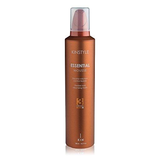 Espuma Volume fijación flexible, Essential espuma, Kin Cosmetics