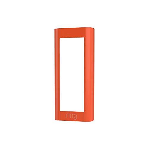 Ring Video Doorbell Pro 2 (2021 release) Faceplate - Fire Cracker