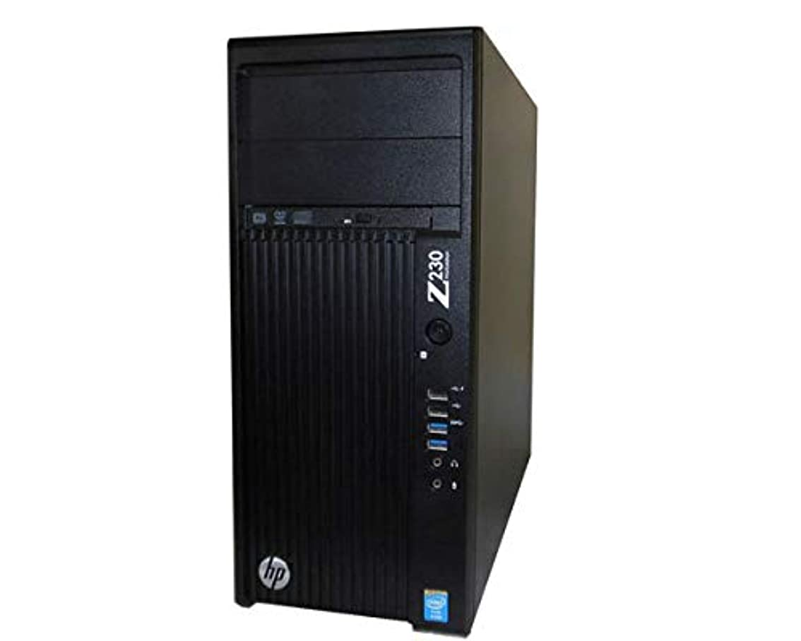 百罪人人里離れたHP Workstation Z230 CMT D1P34AV Windows10 Pro 64bit 中古ワークステーション Xeon E3-1226 V3 3.3GHz 8GB 500GB DVDマルチ Quadro K2000(NO-13683)