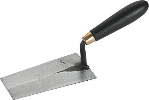 Berner 140 mm en acier inoxydable