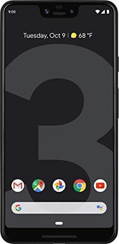 Price comparison product image Google Pixel 3 XL Unlocked GSM / CDMA G013A Sim Free Version Direct from Google - US Warranty (Black,  64GB) (Renewed)