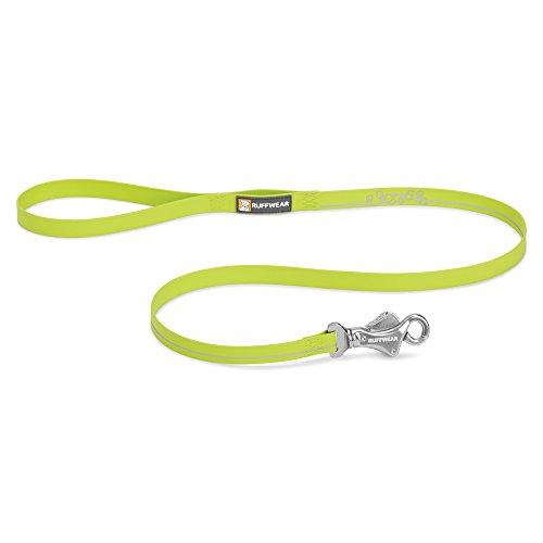 Ruffwear Wasserdichte Hundeleine, Alle Hunderassen, Länge: 1,2 m, Breite: 20 mm, Fern Green, Headwater Leash, 4070-335