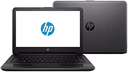 HP. Laptop 240 G5 14in Celeron N3060 Ram 4gb 500gb HDD 14 (Reacondicionado/Renewed)