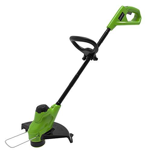 Greenworks Tools G24LT25 Rasentrimmer Akku, 24 V, 25cm