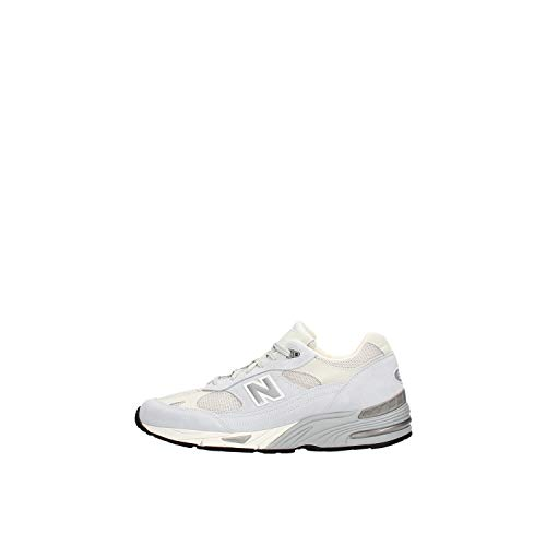 New Balance 991Limited Edition Sneaker in pelle Bianco Size: 43 EU