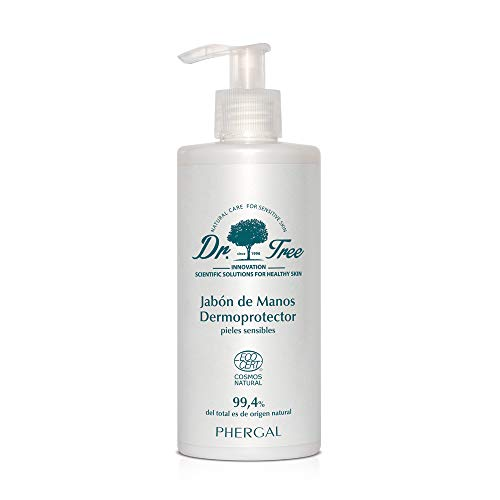 3 - Dr. Tree - Jabón De Manos Dermoprotector Pieles Sensibles