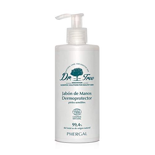 Dr. Tree | Jabón de Manos Dermoprotector Pieles Sensibles |