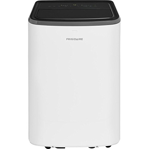 Frigidaire FFPA1022U1 Portable Air Conditioner with Remote Control for Rooms up to 450-sq. ft., 10,000 BTU, White