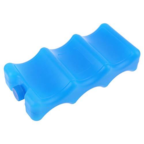 KERDEJAR Bolsa de Hielo, 600 ml Bloque de Hielo Reutilizable Bloque de...