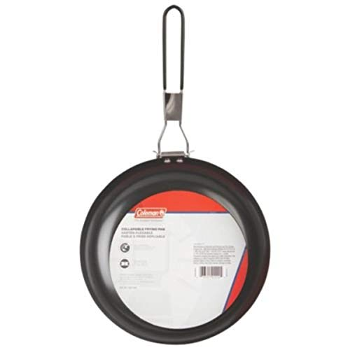 Coleman 12-Inch Steel Non-Stick Fry Pan