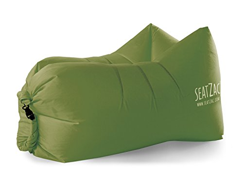 SeatZac 64700A - luchtbank Chill Bag, donkergroen