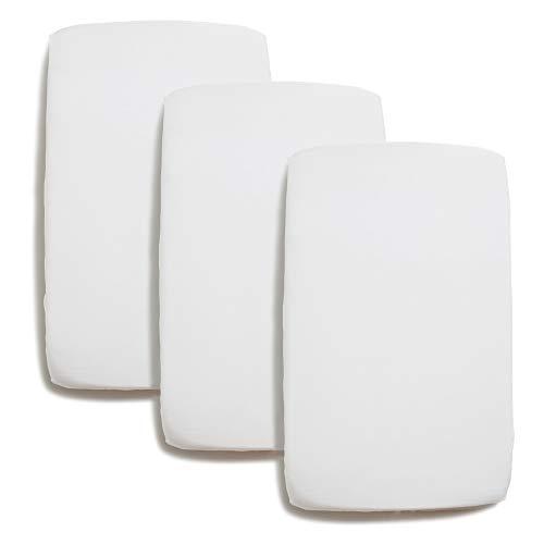 Niimo Set de Sábanas 2 piezas 100% algodón +1 Protector Colchon Impermeable compatible...