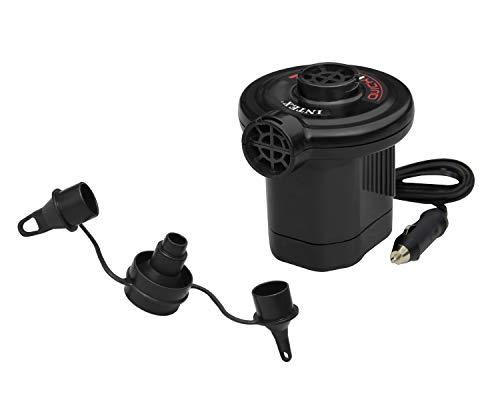 Intex 66626 - Hinchador de aire con conexión coche 12V, 12 cm