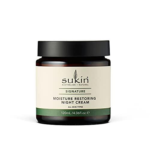 Sukin Moisture Restoring Night Cream, 120ml