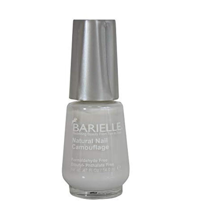 シリングペリスコープペパーミントBarielle Natural Nail Camouflage 14.8 ml (並行輸入品)