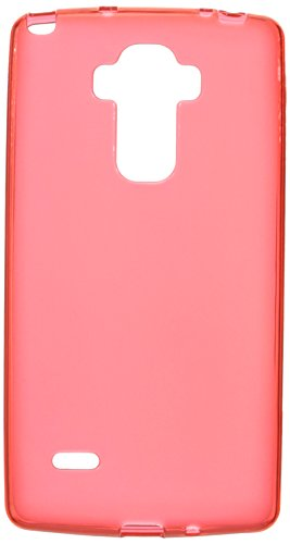 HR Wireless Carrying Case for LG G Vista 2 - Retail Packaging - Red