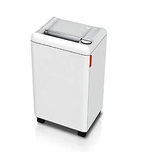 Ideal 2404CC/4x 40mm Cross Shredding, weiß Aktenvernichter–zerstörerischen von Papier (Cross Shredding, 24cm, 4x 40, 35l, weiß, 580W)