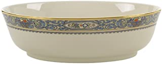 Lenox Autumn Gold-Banded Fine China Open Vegetable Bowl - 6041144
