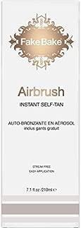 Fake Bake Air Brush Instant Self Tan, 7 oz (2 Pack)