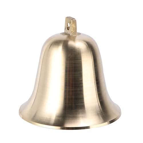 Doitool Campana de Meditación Budista Tibetana Campana Vintage Campana de Viento Campana de Latón Colgante para El Hogar Clase de Puerta Del Templo