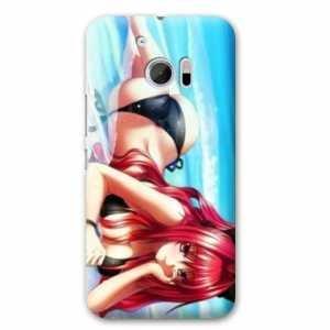 Coque pour HTC 10 Manga - Divers - Plage B