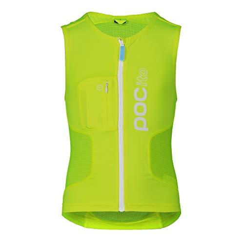 POC POCito VPD Air Vest, Fluorescent Yellow/Green, Kinder , Medium