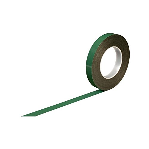 Carsystem Mount Tape 9 mm x 10 m doppelseitiges Klebeband grün