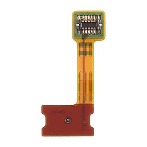 ZHANGJIALI Teléfonos Móviles Piezas de Repuesto Reparación de Cable Flexible de Piezas de Repuesto pequeño micrófono Cable Flex for Sony Xperia Mini XZ2 / Compacto